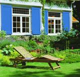 Teak & Garden MONACO Lounger / ligbed_