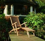 Teak & Garden MAURETANIA Deckchair / ligstoel_