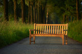 Traditional Teak ANNA bench _