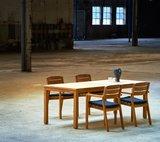 Traditional Teak FLORIS table _