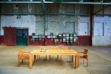 Traditional Teak GRACE table _