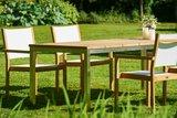 Traditional  Teak NOAH table_