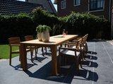 Traditional Teak NOOR table _