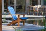 Traditional Teak SIENNA MOSAIC beach chair _