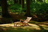 Traditional Teak VICTORIA deckchair / ligstoel_