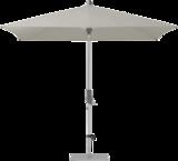 Glatz Alu-twist Easy Parasol 210 x 150 cm (151 Ash) _