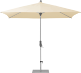 Glatz Alu-twist Easy Parasol 210 x 150 cm (150 Eggshell) _