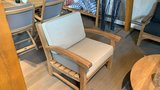 Teak & Garden BIG BEN Lounge stoel met armleuningen _