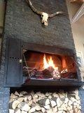 Home Fires Afrikaanse Braai - Supréme de Luxe 1200 (inbouw)_