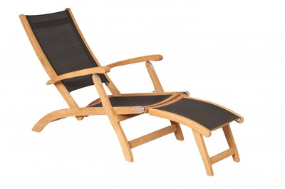 Traditional Teak KATE deckchair