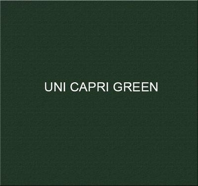 Stof Uni Capri Green
