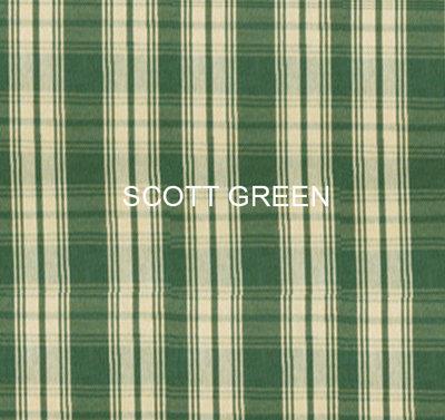 Stof Scott Green