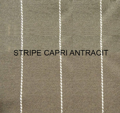 Stof Stripe Antracite