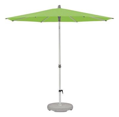 Glatz Sun Comfort Parasol Ø 200 cm groen