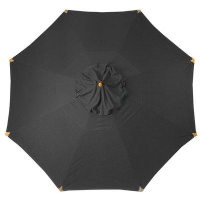 Parasoldoek Cortina Zwart