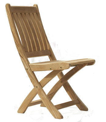 Big Ben folding chair (RVS beslag)