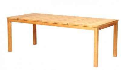 Traditional Teak FLORIS table