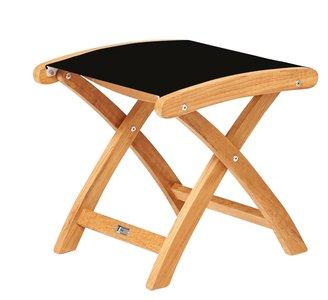 Traditional Teak KATE footstool