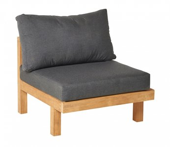 Traditional Teak MAXIMA lounge center piece