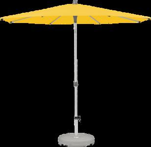 Glatz Alu-smart Easy Parasol 300 Ø cm