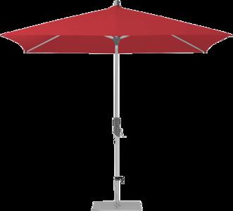 Glatz Alu-twist Easy Parasol 210 x 150 cm (162 Chili)