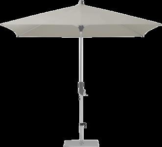 Glatz Alu-twist Easy Parasol 210 x 150 cm (151 Ash)