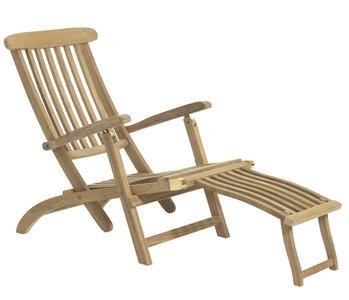 Teak & Garden MAURETANIA Deckchair / ligstoel