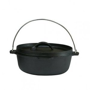 The Bastard Gietijzeren Dutch Oven