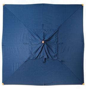Parasoldoek Cortina 3x3m Blauw