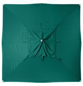 Parasoldoek Cortina 3x3m - Groen
